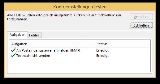 E-Mail-Test